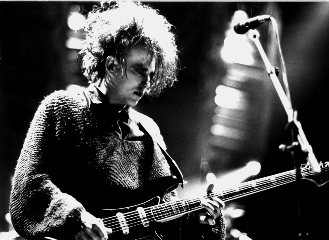 Cure-Robert Smith