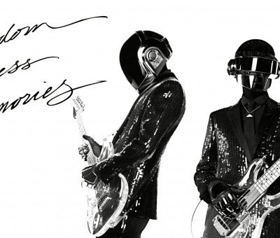 Daft Punk is playing in my blog